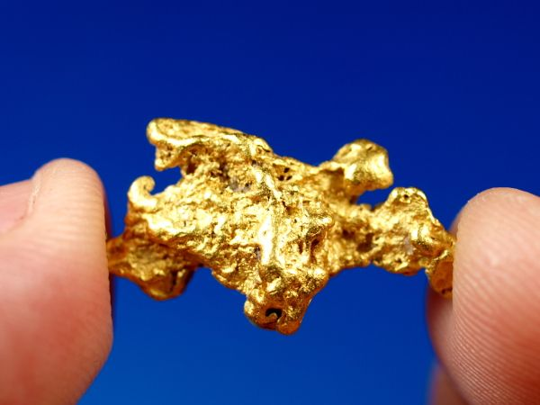 Gold Nugget from Australia - Minelab Nugget Find - Buy Nuggets