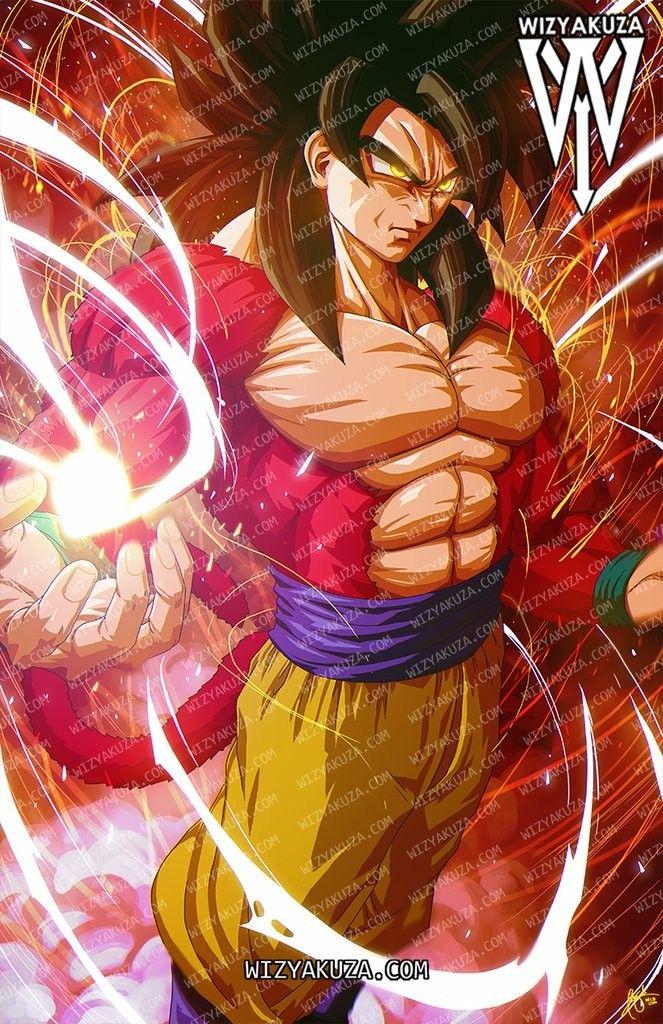 Ssj4 Goku With Images Dragon Ball Wallpapers Anime Dragon