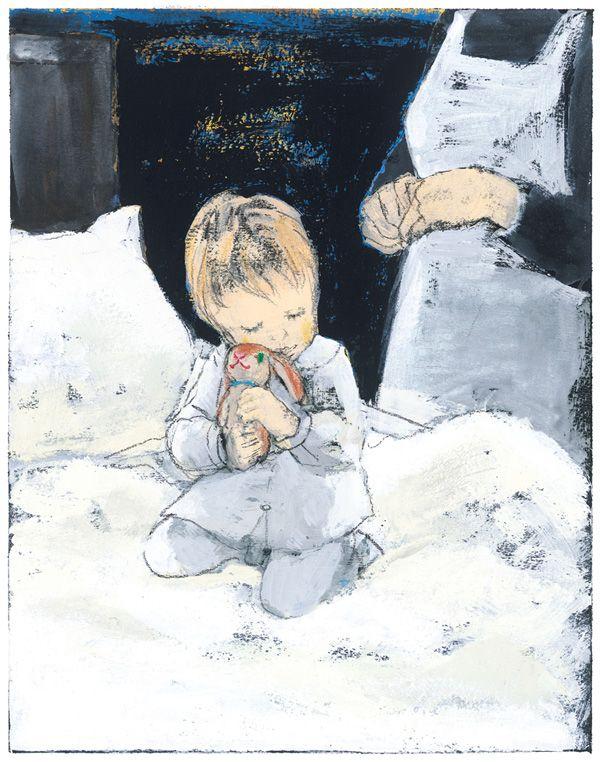The Velveteen Rabbit, Reimagined with Uncommon Tenderness by Beloved Japanese Illustrator Komako Sakai