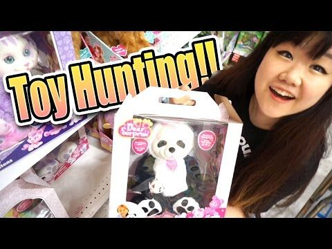 TOY HUNTING - New Toys and Clearance Toys!! - Blind Bags, Pokemon, Powerpuff Girls, Exclusive & MORE - YouTube