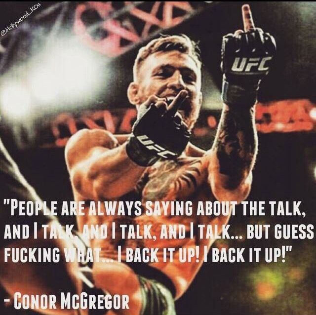 Talk is cheap but priceless when its backed up!!