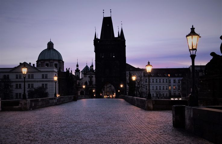 Prag Sehenswürdigkeiten Karlsbrücke