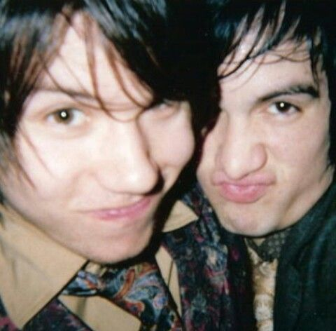 ryan ross and brendon urie relationship