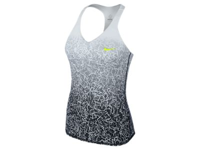 Nike Advantage Printed Women's Tennis Sports Top
