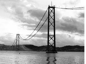 Construção da Ponte, 1965