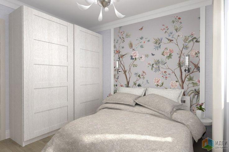 Фотографии: Спальня для молодой семьи от архитектора Дарья Вояджи