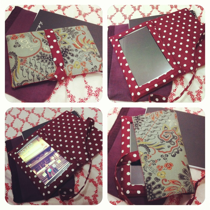 Batik Tab case By Zenia