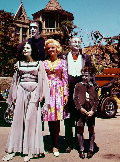 """ The Munsters """