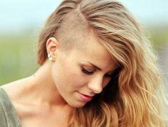 Pelo rapado asimétrico: Fotos de distintos estilos | Ella Hoy
