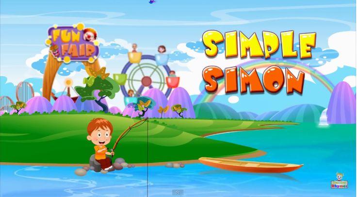 Enjoy a joyful Simple Simon nursery rhyme video featuring a cute adorable boy, Simon visiting a funfair http://www.nurseryrhymes.com/Simple_Simon