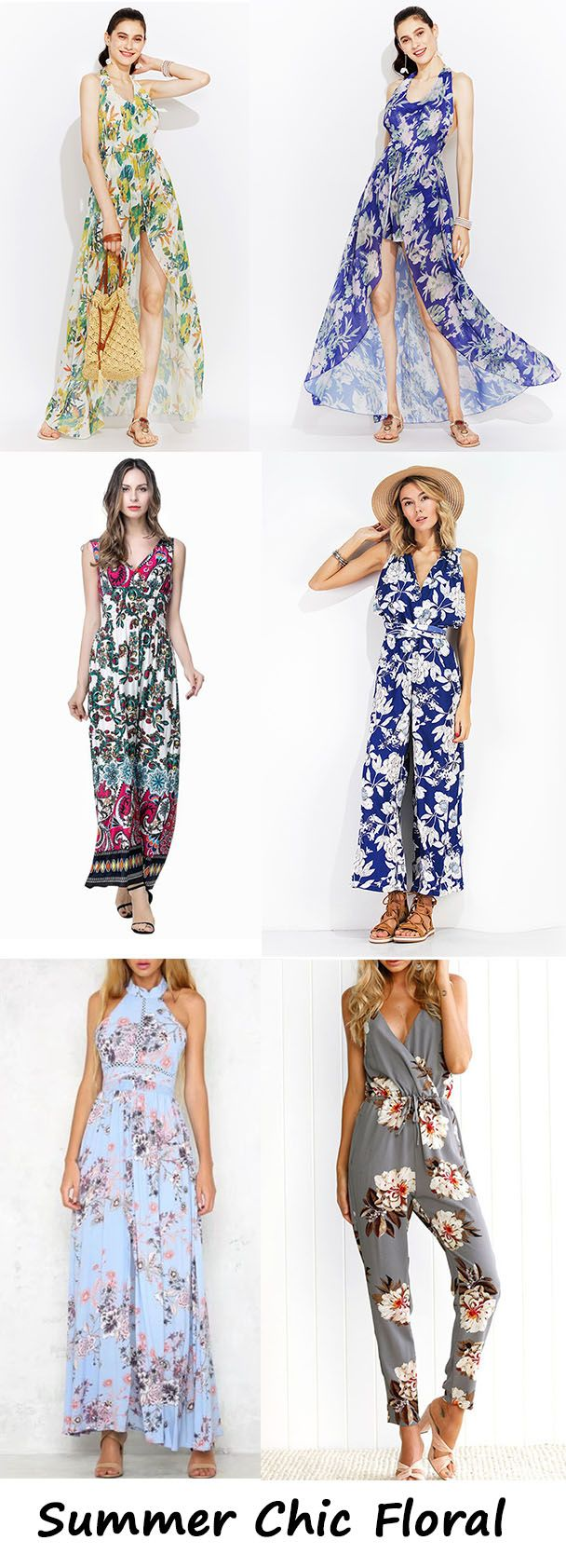 Chic Floral Patterns