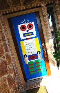 Robot door