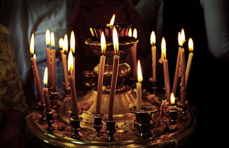 Как ставить свечи в церкви за себя, родных, недругов… - Все Для Женщины (ВДЖ)