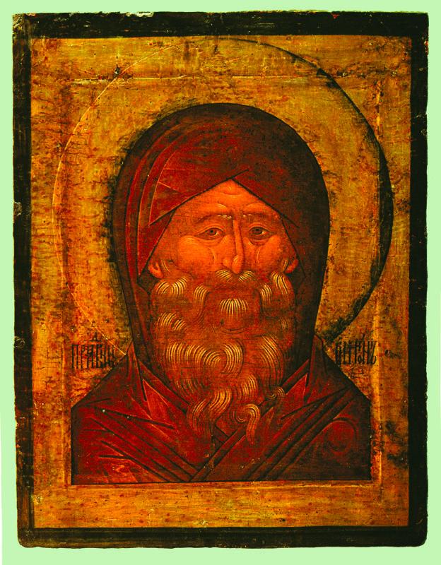 Середина XVI в.  Симеон  Праведный