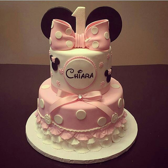 169 best Mickey Minnie Mouse Cake images on Pinterest Mickey