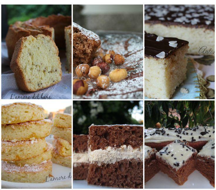 Raccolta dolci con Esubero di Lievito madre recipes http://blog.giallozafferano.it/amoredelfare/raccolta-dolci-con-esubero-di-lievito-madre/