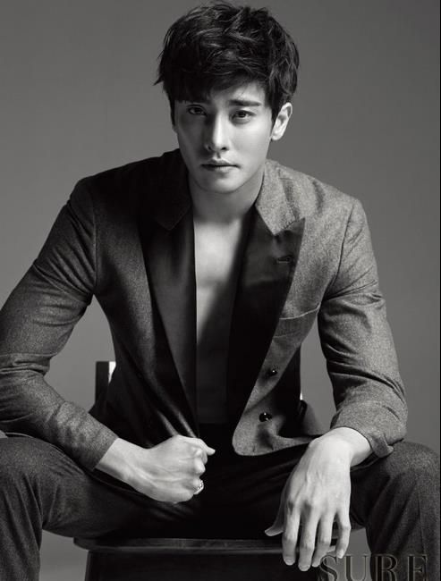 Sung Hoon, Korean actor in Noble My Love and Oh My Venus