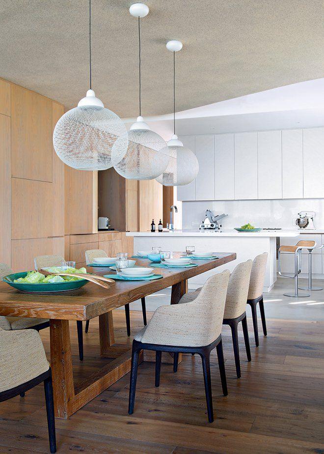 Une cuisine à la fois authentique et moderne