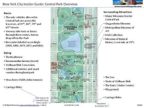 Nyc Subway Map Central Park.Central Park Ny Map And Sights New York Ny Map Map Printable