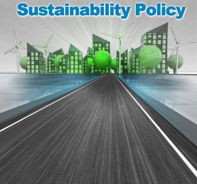 #Sustainability Policy - #Austin Web Hosting firm GreenHostIt
