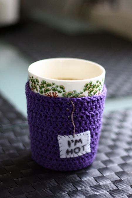 This is a great idea...I cannot read the language on the site..but I am sure if I learn to crochet I could do it.