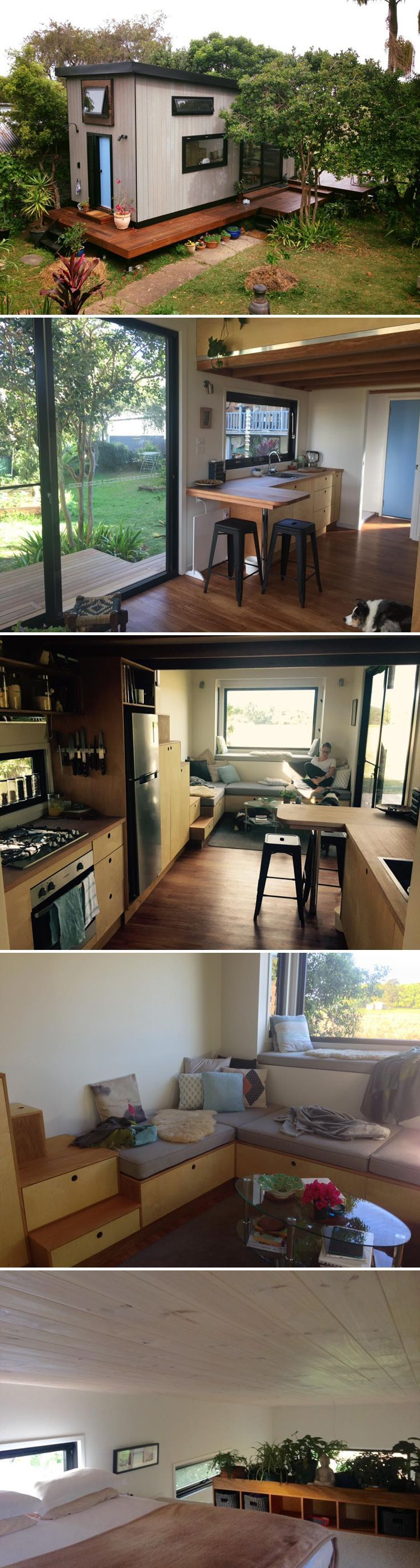 30 fuß vor hause design  best tiny house  minihaus images on pinterest  small houses