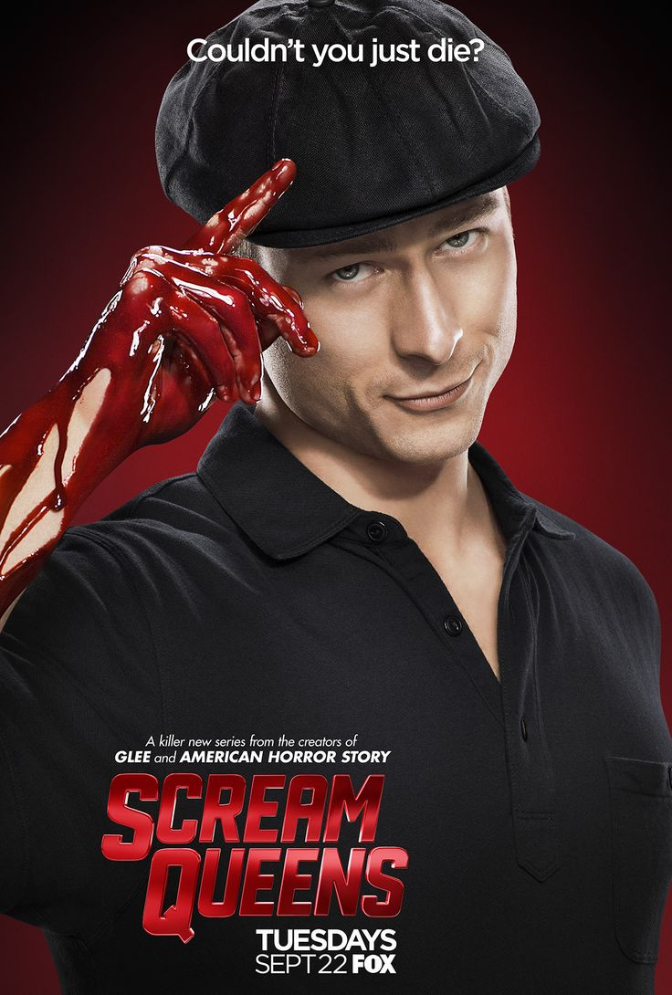 Glen Powell | Chad  Scream Queens premieres Tuesday, Sept. 22 on FOX!  Check out the latest buzz on http://www.fox.com/scream-queens