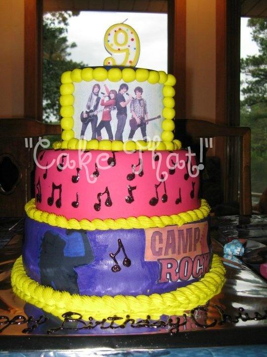 camprock cakes