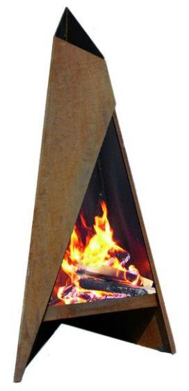 Tipi - eldstad & grill från Gardenfire hos ConfidentLiving.se