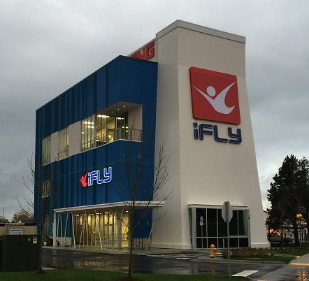 iFLY Portland Indoor Skydiving - Fly in our Indoor Wind Tunnel