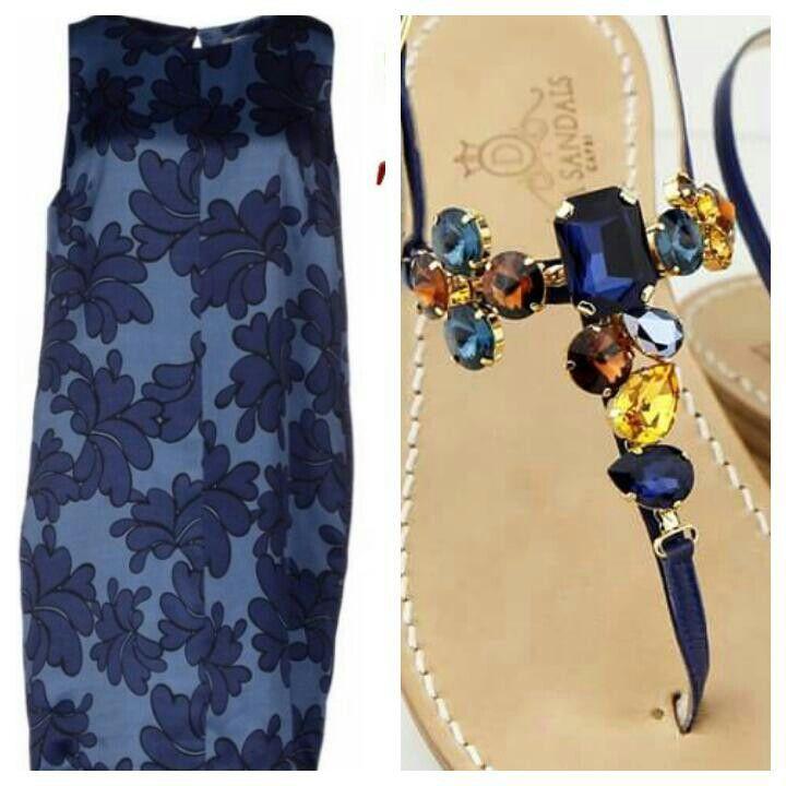 Colori profondi, intensi magicamente combinati. Sandali capresi  personalizzati su misura .  #sandali #capristyle #outfit #caprisandals #fashion #madeinitaly #italianstyle #tailormade #crafts #coordinati #infradito #tailormade #deasandals #flipflop #style