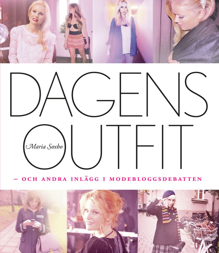 I was featured in the book on Swedish Succeful Bloggers with Sofi Fahrman, Elin Kling and others. / Ebba von Sydow