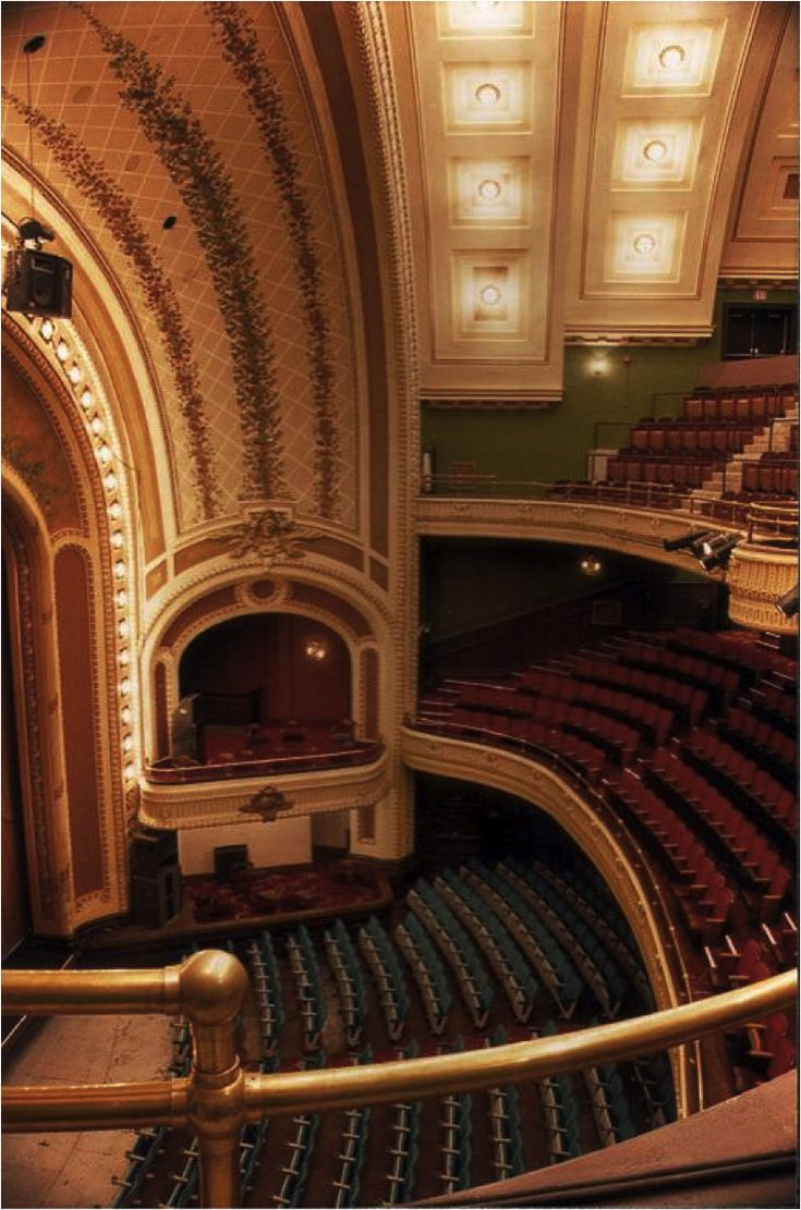 Burton Comings (walker) theatre. old Odeon Theatre, former movie theatre, and Vaudville Stage! A treasure worth preserving.