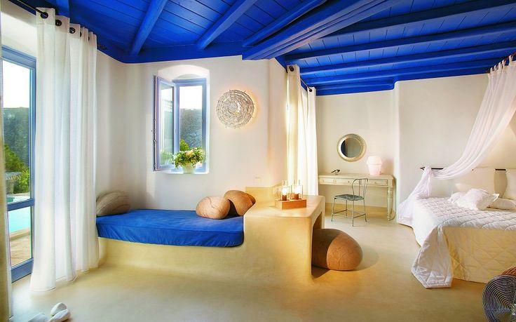 Mykonos Blu Villa Waterfront - Mykonos Blu Grecotel Exclusive Resort.  Photo copyright Grecotel Exclusive Resort.