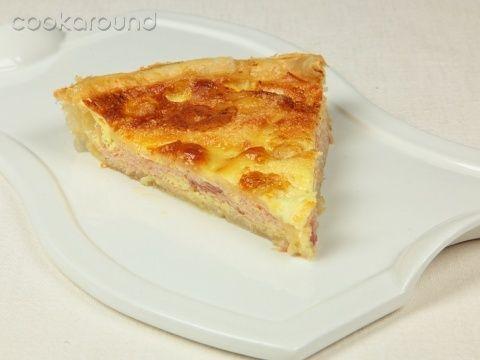 Torta salata cotto e formaggio: le Vostre ricette   Cookaround