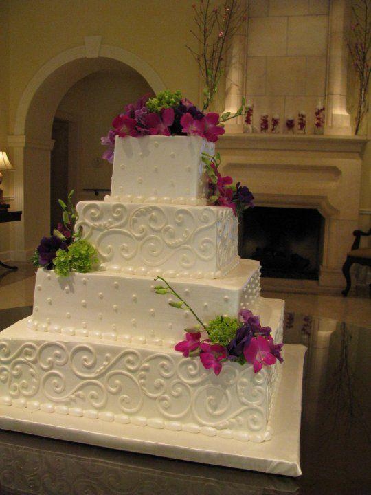 pasteles de fondant para boda - Buscar con Google