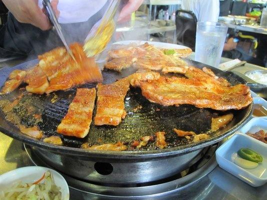 Korean Ellicott City Restaurants