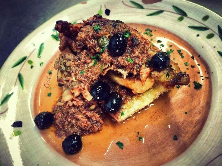 #osteria Vecchio Camino #spoleto #gourmet ma che bontà! | Con la card mangiate in due a metà prezzo!