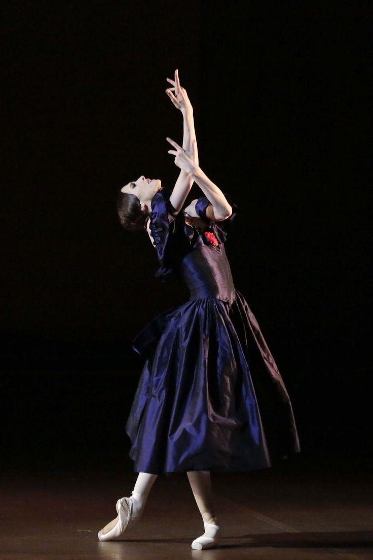 """Svetlana Zakharova in """"The Lady of the Camellias"""", Bolshoi Ballet"""
