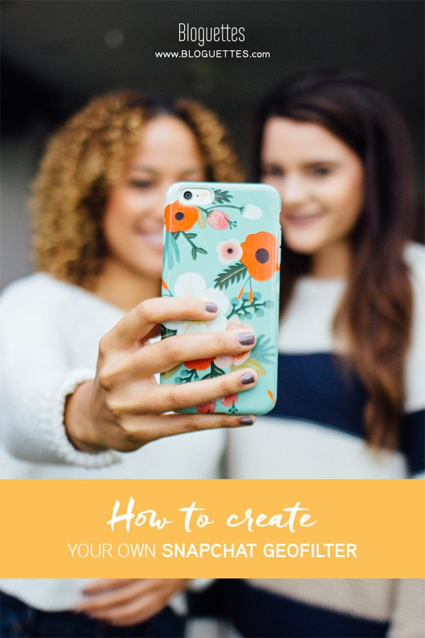 [FREE DOWNLOADABLE] - You know how Coachella, popular cities, & fancy weddings have their own geofilters on Snapchat? You can too! Here's how to create your own Snapchat geofilter!