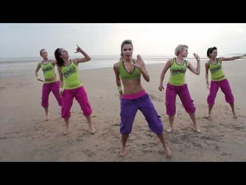 One of my favorite Zumba songs ever! CAIPIRINHA!! :) Fun Fact: caipirinha is the national drink of Brazil, made with sugar cane rum, powdered sugar, and lime... And the word 'caipira' is the equivalent of 'hillbilly' in English!