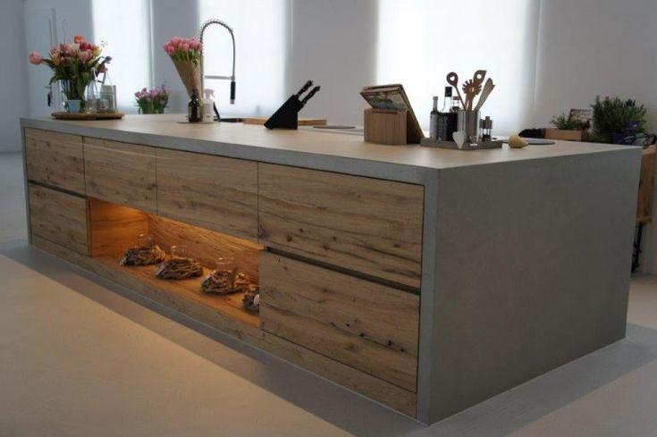 dade design | Dade Design Beton Küche