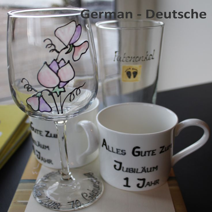These collections include a selection of our best selling gifts translated into Spanish, Italian, French & German languages. You may have family or friends, you can now give them a really special gift with personalisation as well. We have put the product names and instructions in both languages for you.