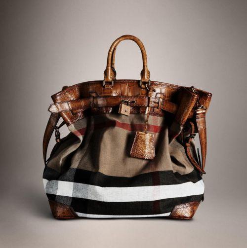 Cheap Burberry Duffle Bag