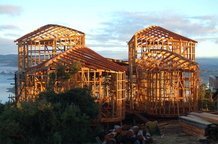 Galería de Centro de Ocio Chiloe / Jonas Retamal   Laura Houssin - 33