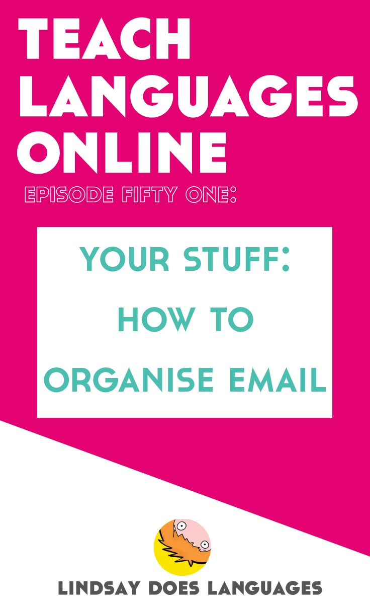Your Stuff How to Organise Your Email List by Teach