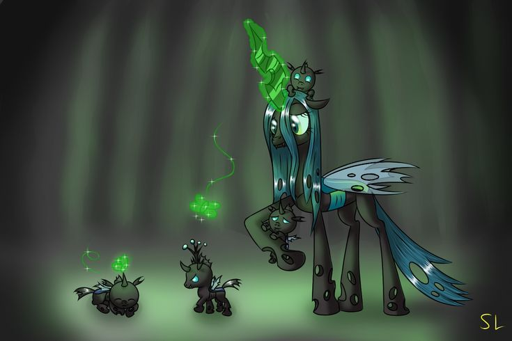 Queen Chrysalis/Gallery - My Little Pony Fan Labor Wiki