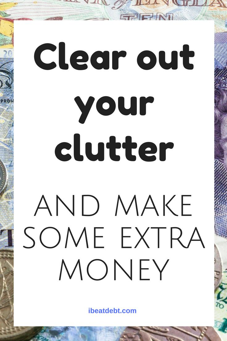Struggling with your finances? Want to make more money? There is hundreds of pounds or dollars worth of stuff in every home. Here's advice on selling your items and getting some extra cash! Click through to get some new ideas!