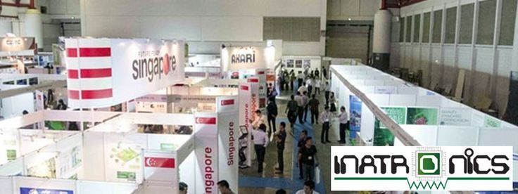 Inatronics 2015 Batam - The Indonesia International Electronics & Components Exhibtion #ExpoIndonesia