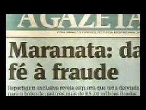 Igreja Maranata - Pr Fundador preso por desvio de Dízimo